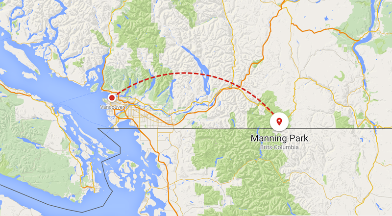 Vancouver Manningpark